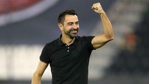 Xavi, el principal favorit a la banqueta del Barça