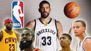 Marc Gasol, escollit en el millor cinc de l'NBA