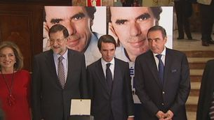 Aznar ha de pagar 70 mil euros a Hisenda