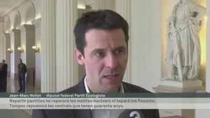 El govern belga distribuirà pastilles de iode per utilitzar en cas d'accident nuclear