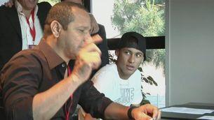 """No hi haurà judici pel """"Cas Neymar"""""""