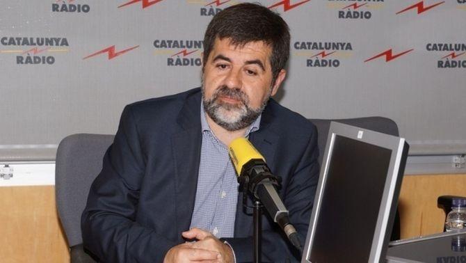 """Jordi Sànchez defensa que ha arribat l'hora de """"traspassar les línies vermelles de la legalitat"""" amb un referèndum"""
