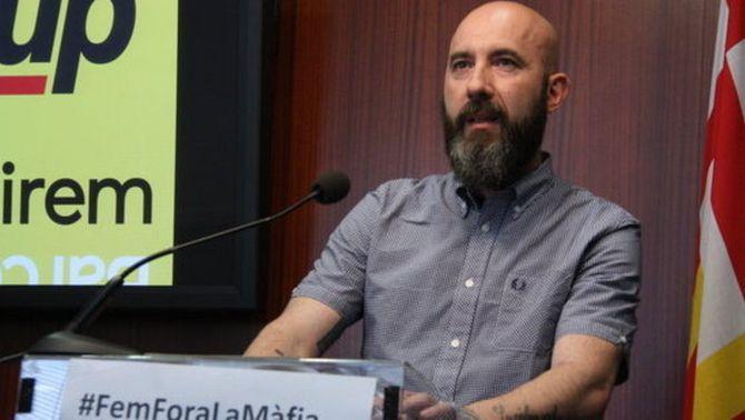 Garganté es querella contra un mosso per un cop de porra durant les protestes a Gràcia