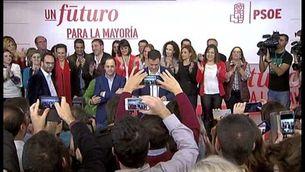 Biografia política de Pedro Sánchez