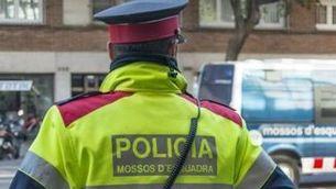 Agent del cos dels Mossos d'Esquadra