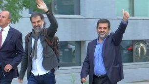 Llarena investigarà també el govern Puigdemont, Sànchez i Cuixart