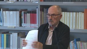 Rafael Ribó, síndic de greuges de Catalunya