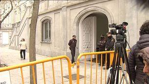 El fiscal demana mantenir Sànchez a la presó per risc de reiteració delictiva