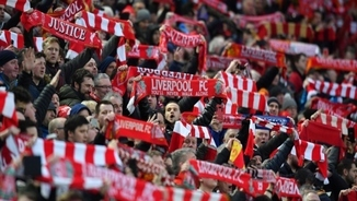 "Per què a Anfield canten el ""You'll never walk alone""?"