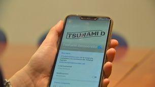 """Guàrdia Civil: """"Tsunami Democràtic és una organització criminal amb fins terroristes"""""""