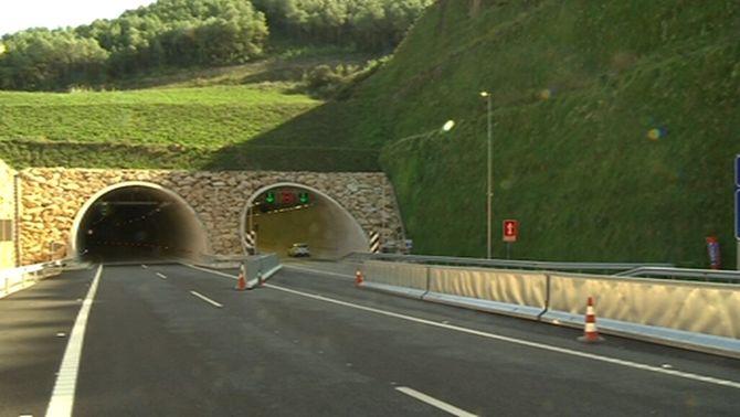 15 anys esperant la variant: entrem al túnel de Vallirana, a punt de ser inaugurat