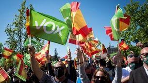 """L'Audiència de Madrid avala Vox: els menors no acompanyats són """"un problema evident"""""""