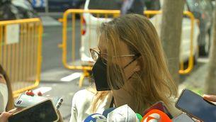 Serret declara davant del Suprem i nega el delicte de malversació el primer d'octubre