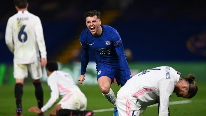 El Madrid s'acomiada de la Champions en perdre al camp del Chelsea (2-0)