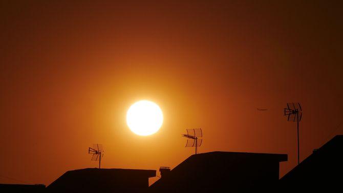 Registrats els primers 35 ºC de l'any