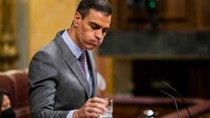 """Pedro Sánchez explica al """"Dominical"""" com es cuina un govern al punt"""