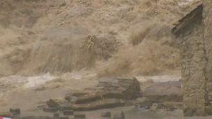 Les inundacions a l'Aran, en primera persona
