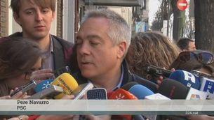 Comitè federal PSOE aprova llistes per a les europees