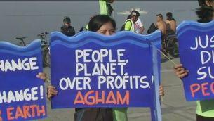 Ecologistes valoren l'acord per lluitar contra canvi climàtic