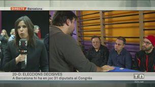 Col.legis electorals a Catalunya
