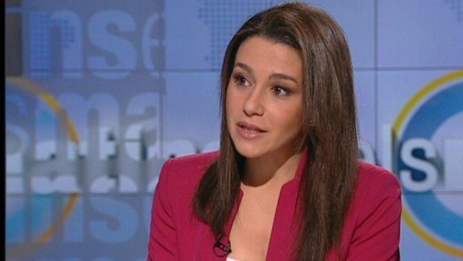 """Inés Arrimadas, aquest dijous als """"Matins de TV3"""""""