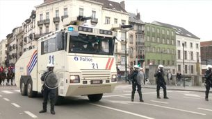 Policia a Brussel·les