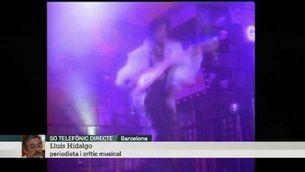 """Lluís Hidalgo: """"Prince continuava treballant com si fos al cim"""""""