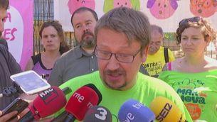 La campanya catalana gira al voltant de Jorge Fernández Díaz