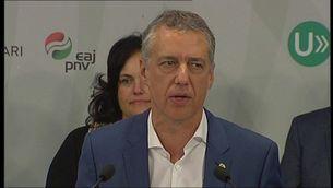 Crònica electoral d'Euskadi