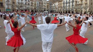"""""""De festa en festa"""", secció del programa """"So de cobla"""" de Catalunya Música"""