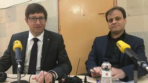 Carles Mundó i Jaume Asens
