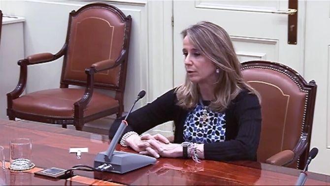Carmen Lamela, magistrada de l'Audiència Nacional