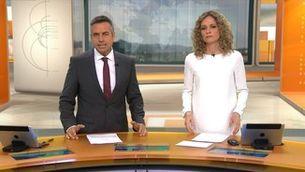 Telenotícies cap de setmana migdia - 13/05/2018