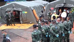 Així treballa l'operatiu de rescat dels nens atrapats a Tailàndia