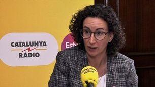"""Marta Rovira trenca el silenci: """"No s'acceptarà una sentència condemnatòria"""""""