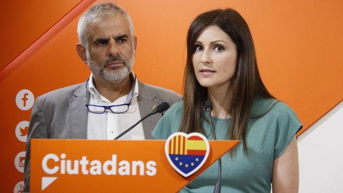 Lorena Roldán s'imposa a les primàries de Ciutadans i serà candidata a la Generalitat