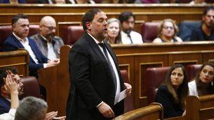 L'Advocacia de l'Estat, a favor que Junqueras reculli l'acta d'eurodiputat al Congrés