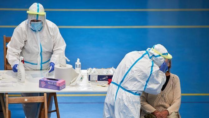 Espanya, primer país europeu que supera els 500.000 contagiats de coronavirus