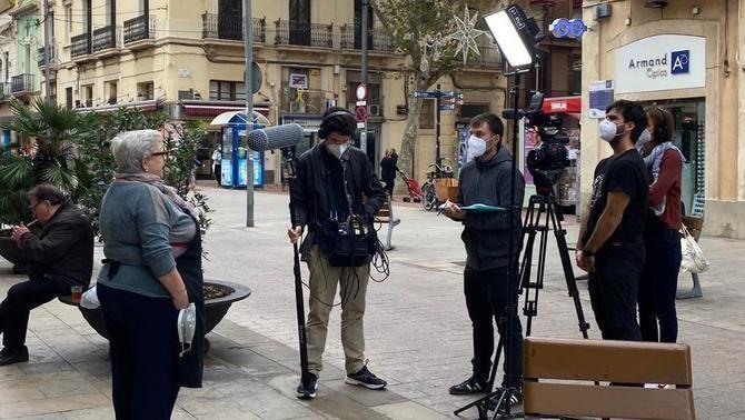 """Arrenca el rodatge de la segona temporada de """"Gent de mercats"""""""