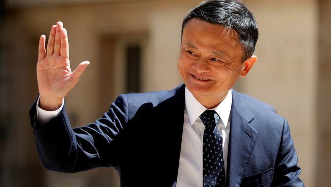El multimilionari fundador d'Alibaba torna després de tres mesos desaparegut