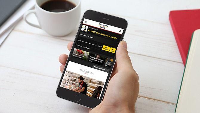 Catalunya Ràdio aconsegueix 917.000 usuaris únics a internet