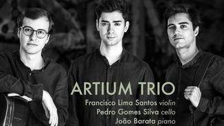 Imatge de:Música de cambra de Max Reger interpretada pel conjunt portuguès Artium Trio