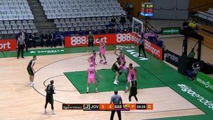 Barça-Penya, duel de quarts de final a l'ACB