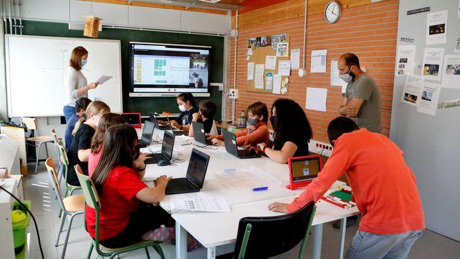 150 experts reclamen quadruplicar la inversió en recerca educativa a Catalunya