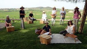Una quinzena de cellers del Penedès donaran el tret de sortida de la verema oferint pícnics als seus visitants