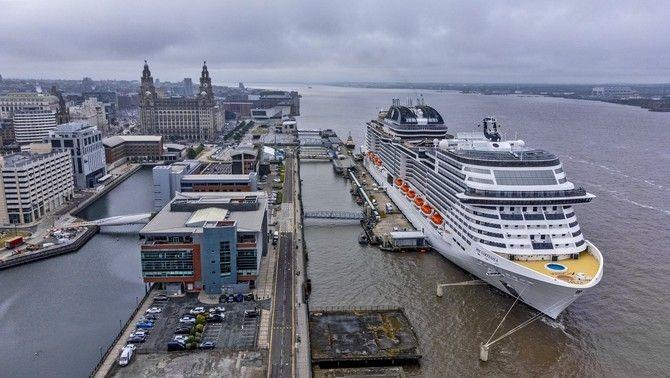 La Unesco elimina Liverpool de la llista de patrimoni mundial