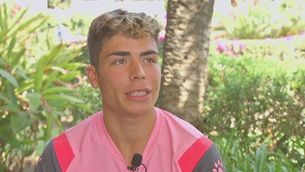 """Nico Melamed: """"Espero tenir un rol important a l'equip"""""""
