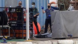 Salvament Marítim, la Guàrdia Civil i la Policia Local s'han mobilitzat per intentar salvar-los