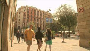 El creador de l'estelada tindrà una plaça a Barcelona