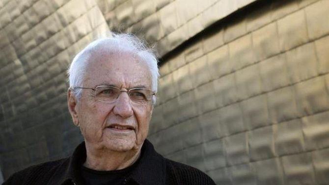 Frank Gehry. (Foto: EFE)